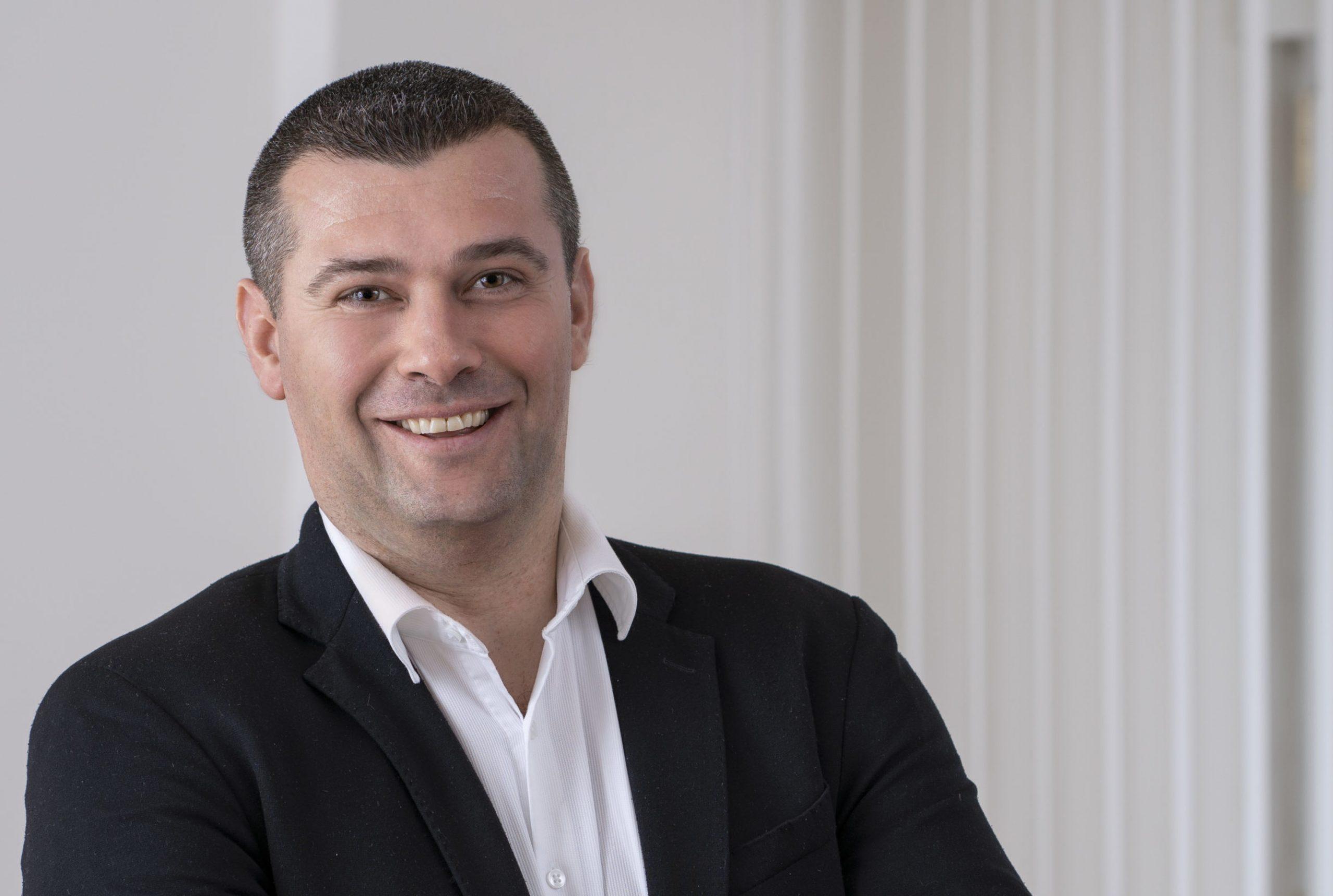 Ludovic Weiss - Geschäftsführung Jokon FR